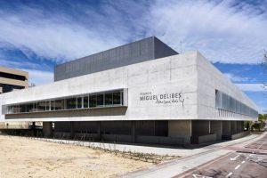 Biblioteca Miguel Delibes