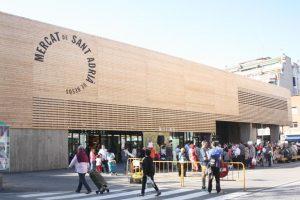 Mercado de Sant Adriá de Besós