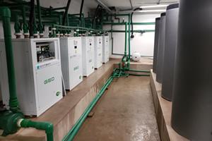 Producción de Agua Caliente Sanitaria (ACS) - Córdoba
